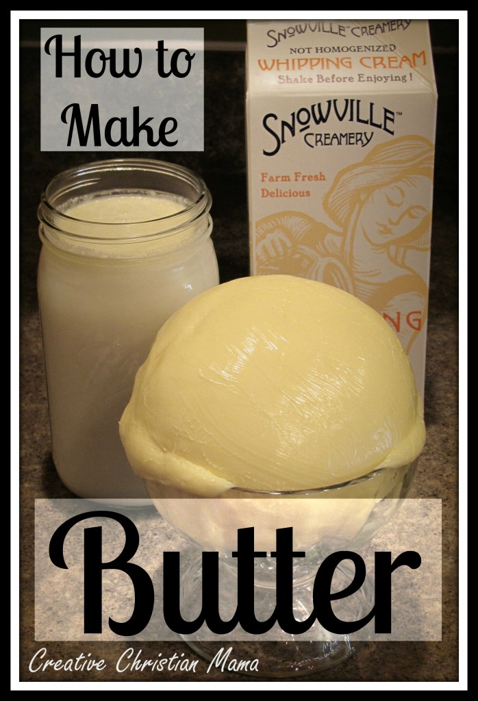 How To Make Your Bedroom Seem Larger Through Furniture: How To Make Homemade Butter