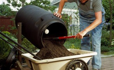 how to make chicken manure compost tea