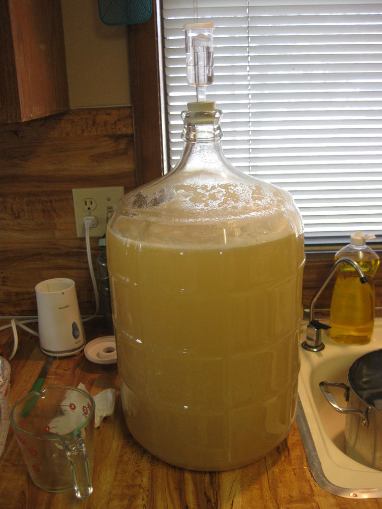 how to make mead fast