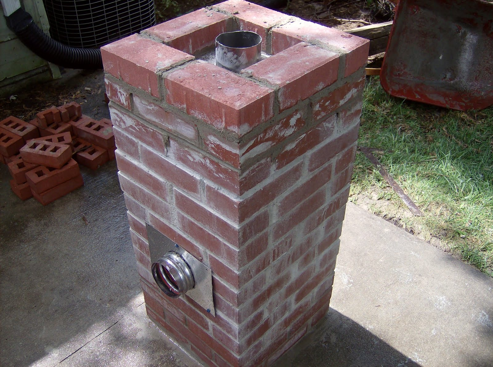 Rocket Stove For Beginners Eco Snippets