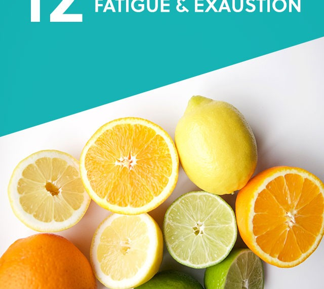 12 Natural Remedies For Fatigue & When You're Feeling Tired...