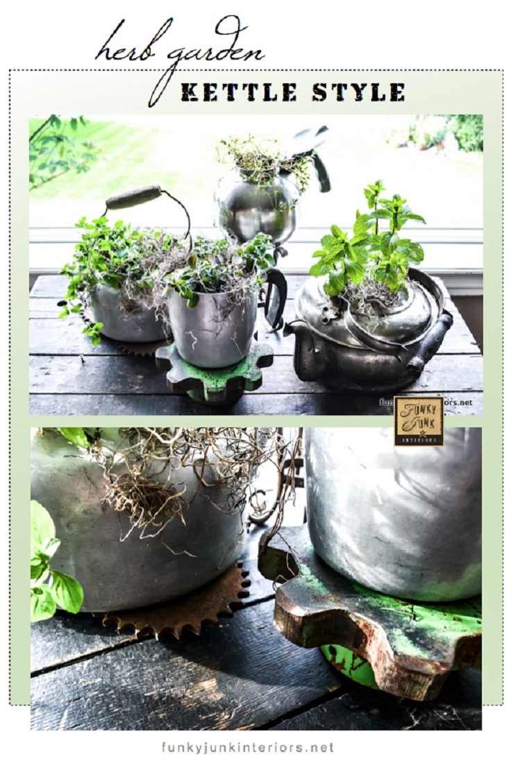 Inspiring Low Budget, Unique Ideas For Herb Containers...