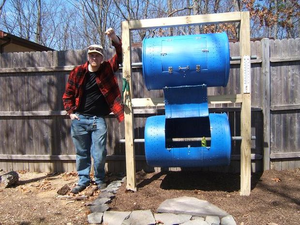 how to make smoker out of 55 gallon drum