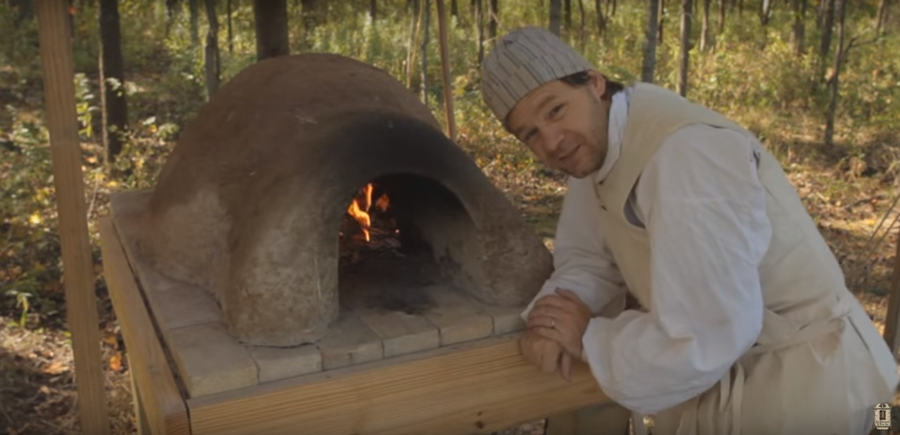 How To Build A Low Cost Wood-Fired Earthen Oven...