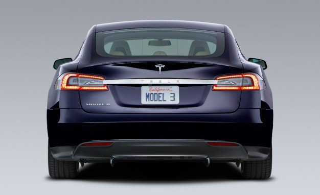 Tesla's Model III Goes 320km Per Charge And Costs $35,000...