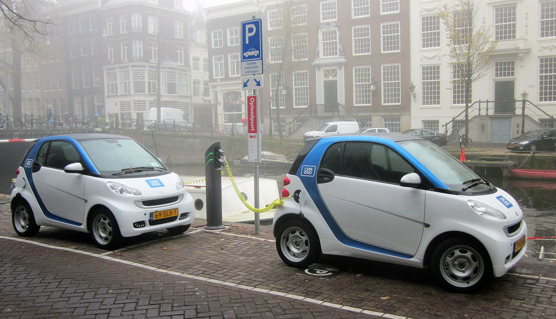 Netherlands & India Commit To 100% Electric Vehicles In Groundbreaking Announcements...