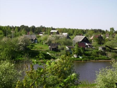 How Russian Produces 40% Of It's Food From Home Gardens...