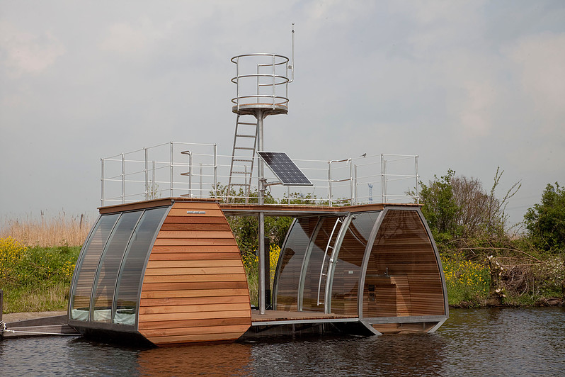 Tiny House Or Personal Boat Eco Snippets