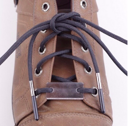 These Shoelaces Double As A Fire Starter For Emergency Situations...