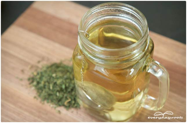 Take The Sting Out Of Your Joint Pain With Nettle Tea…