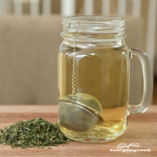 Take The Sting Out Of Your Joint Pain With Nettle Tea...