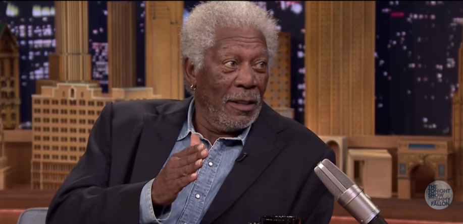 Concerned About Mass Die-Offs, Morgan Freeman Converted His 124-Acre Ranch Into A Bee Sanctuary...