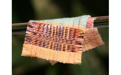 Amazing New Fabric Will Power All Your Devices Using Only Sun And Wind...