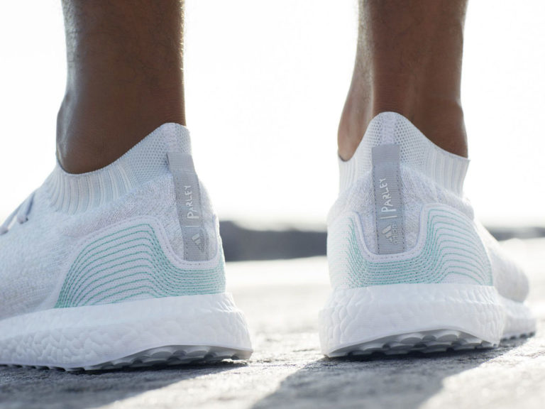 Adidas To Make 1 Million Pairs Of Sneakers From Recycled Ocean Plastic By 2017...