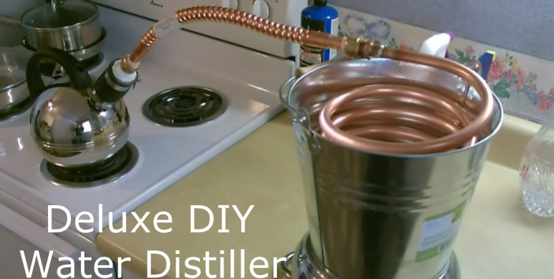 How To Build A Simple Water Purifier That Turns Dirty Or