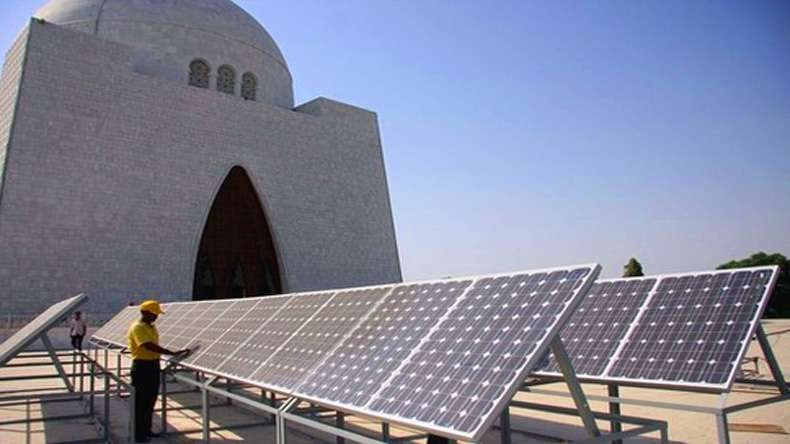Pakistani Parliament Is The First In The World To Go Fully Solar...