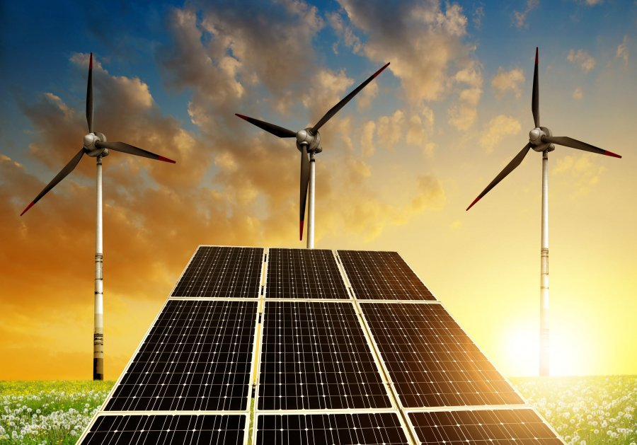Renewable Energy Is About to Get Supersized...