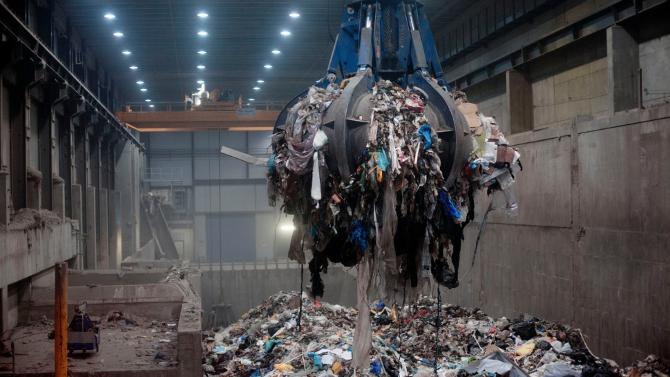 Sweden Is Recycling So Much Trash, It's Running Out...