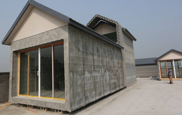 Revolutionary 3-D Printer Can Build 10 Houses In 24 Hours, And For Only $5,000 Each...