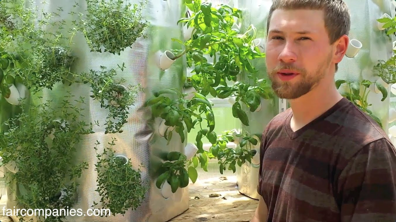 Backyard Aeroponics: A Self-Sustaining Farm In Wisconsin...