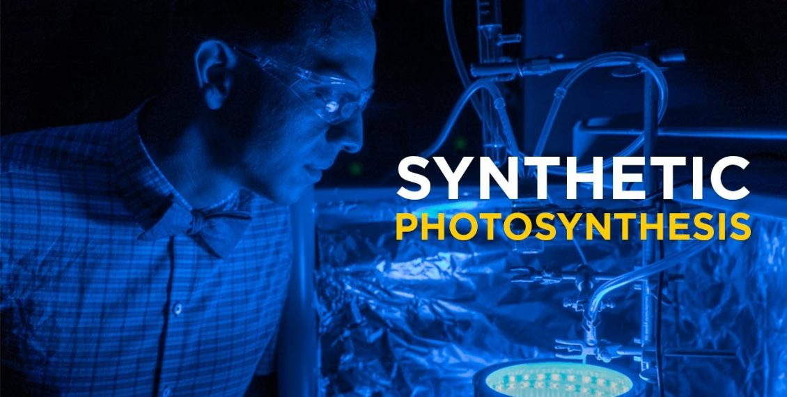 Professor Invents Way To Trigger Artificial Photosynthesis To Clean Air & Produce Energy...