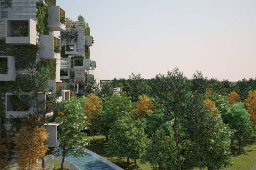 "China Plans To Build Its First ""Forest City"" To Help Combat Air Pollution...."
