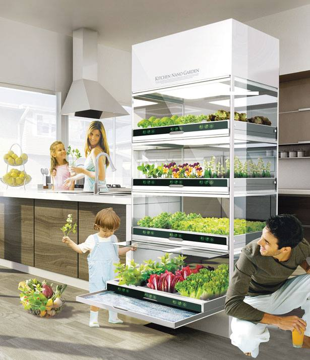 Ikeau0027s Hydroponic System Allows You To Grow Vegetables All Year Round  Without A Garden.