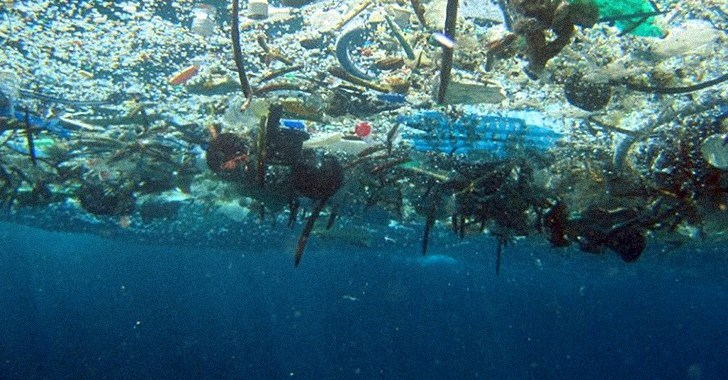 20-Year-Old's Company Is Going To Eliminate 50% Of The Pacific Garbage Patch By 2020...