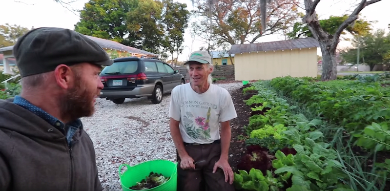 This Guy Makes $5.6K A Month Gardening In Other People's Yards…
