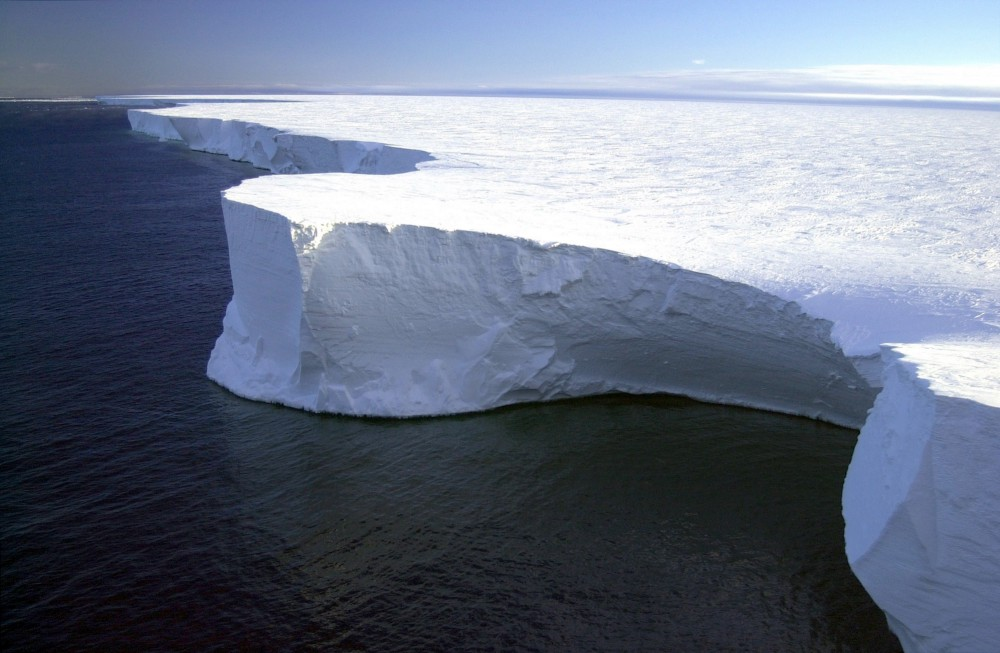 Antarctica Just Shed An Iceberg The Size Of Delaware…