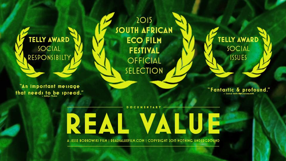 Real Value – Sustainability & Social Entrepreneurship Documentary...