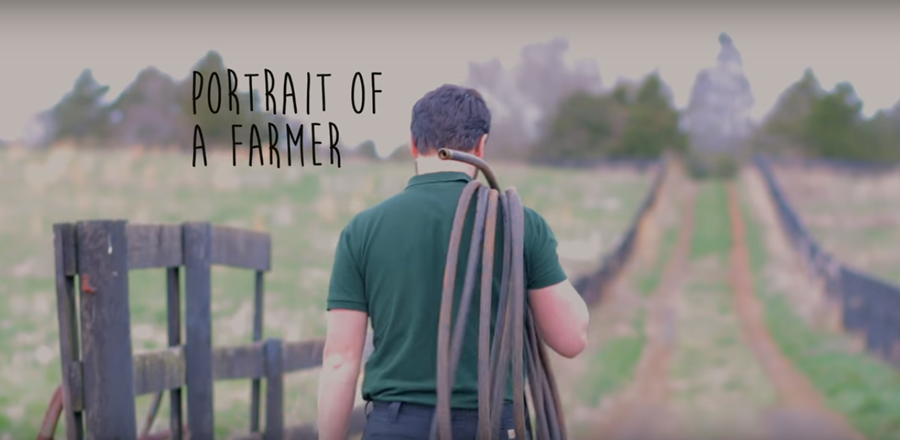 Why Organic, Sustainable Farming Matters – Portrait Of A Farmer...