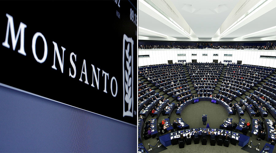 Monsanto Officially Banned From European Parliament Following Unanimous Vote...