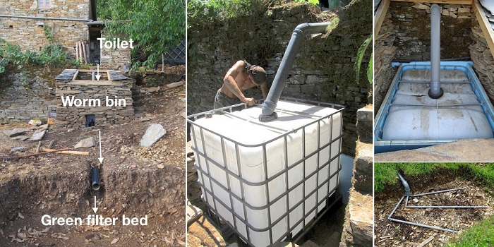 Vermicomposting Toilets: Low Tech Approach For Ecofriendly Human Waste Disposal...