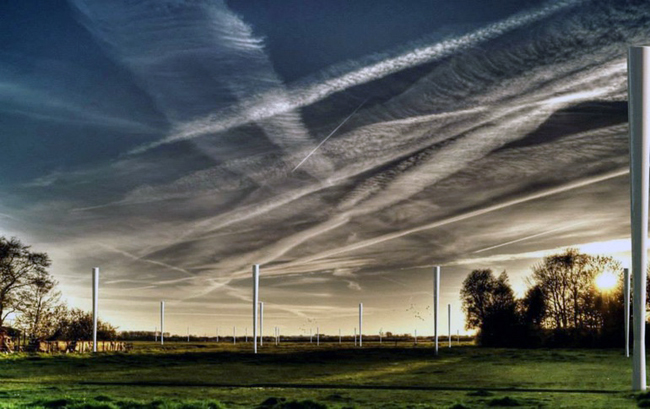 Vortex Bladeless Wind Turbines Wobble To Generate Energy...
