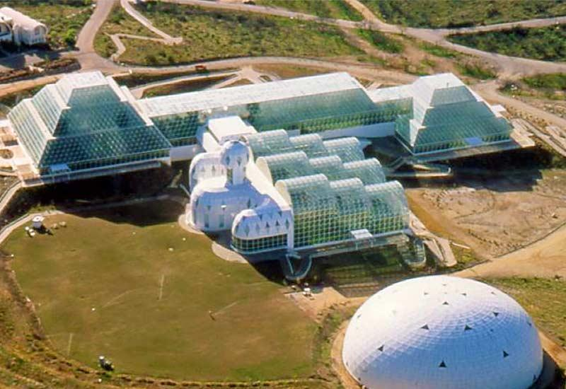 Inside Biosphere 2: The World's Largest Earth Science Experiment...