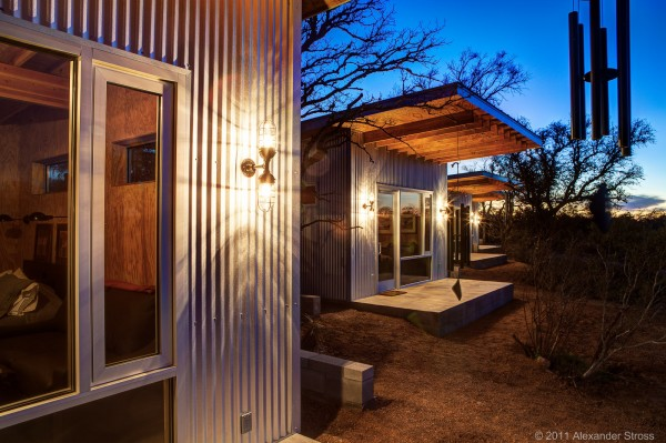 Lifelong Friends Built These Tiny Houses So They Could Live Right Next To Each Other...