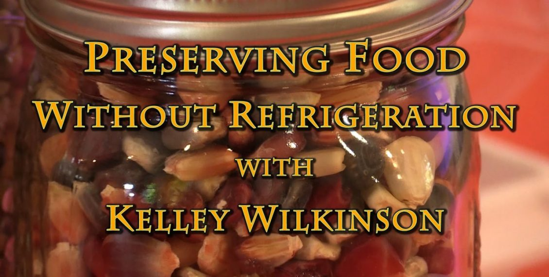 Preserving Food Without Refrigeration...