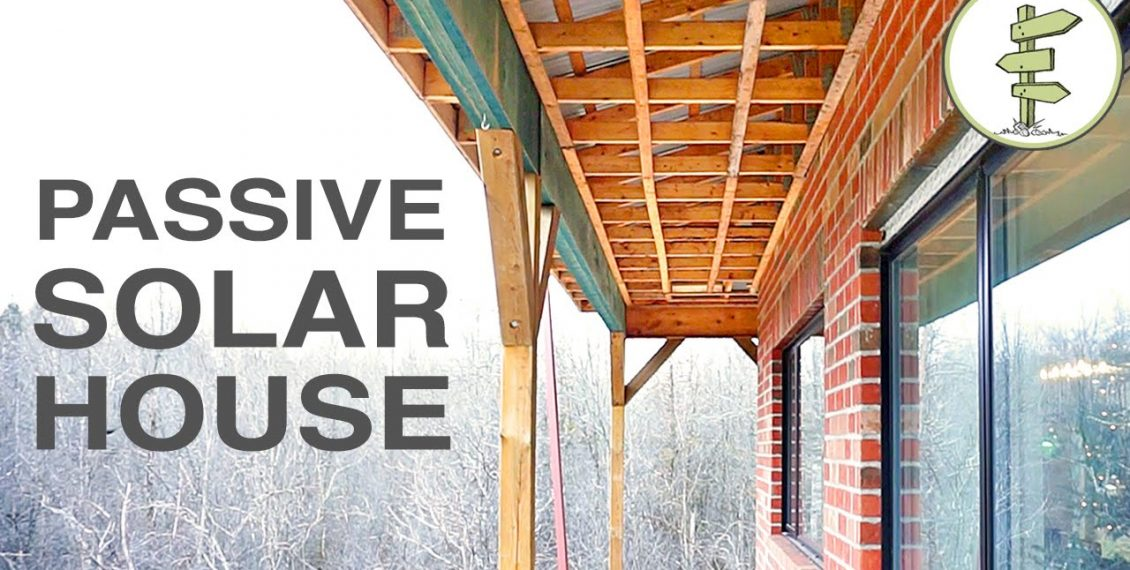 Couple Builds Energy Efficient Passive Solar Home – Green Building...