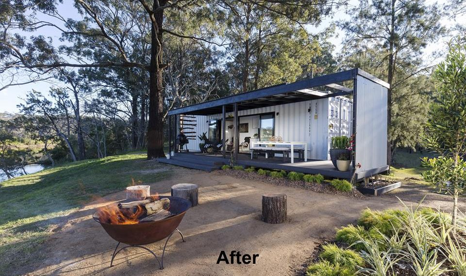 How To Build A Stylish Container Home For Less Than $50,000...
