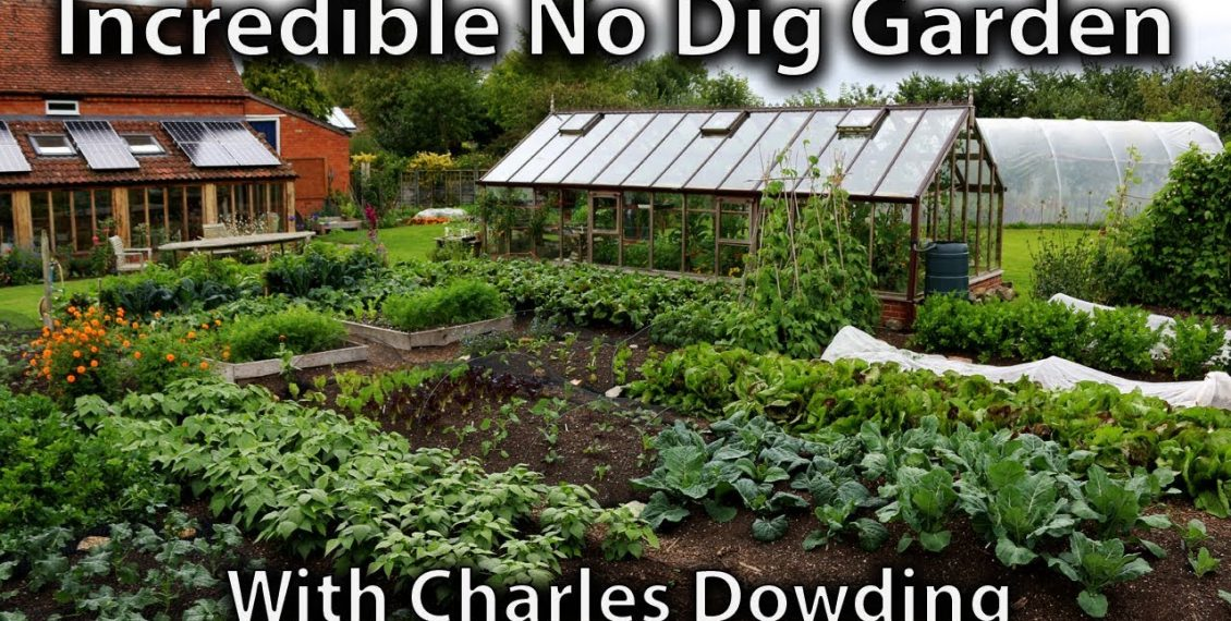Charles Dowding's Incredibly Productive No Dig Market Garden (1/4 Acre)...