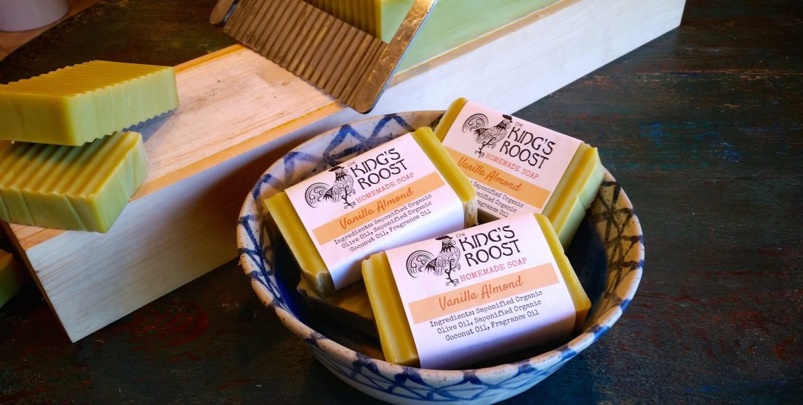 Basic Cold Process Soap Making...