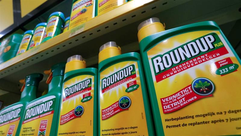 Monsanto Ordered to Pay $289 Million After Jury Finds Roundup Caused Man's Cancer...