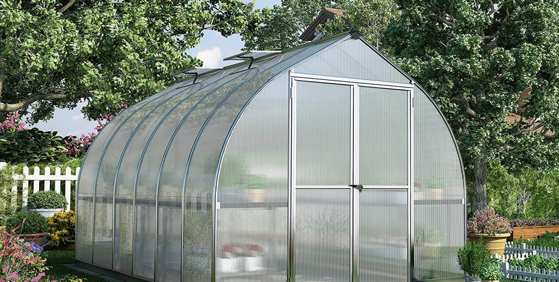 Large Outdoor Greenhouse Kitsets For Your Garden...