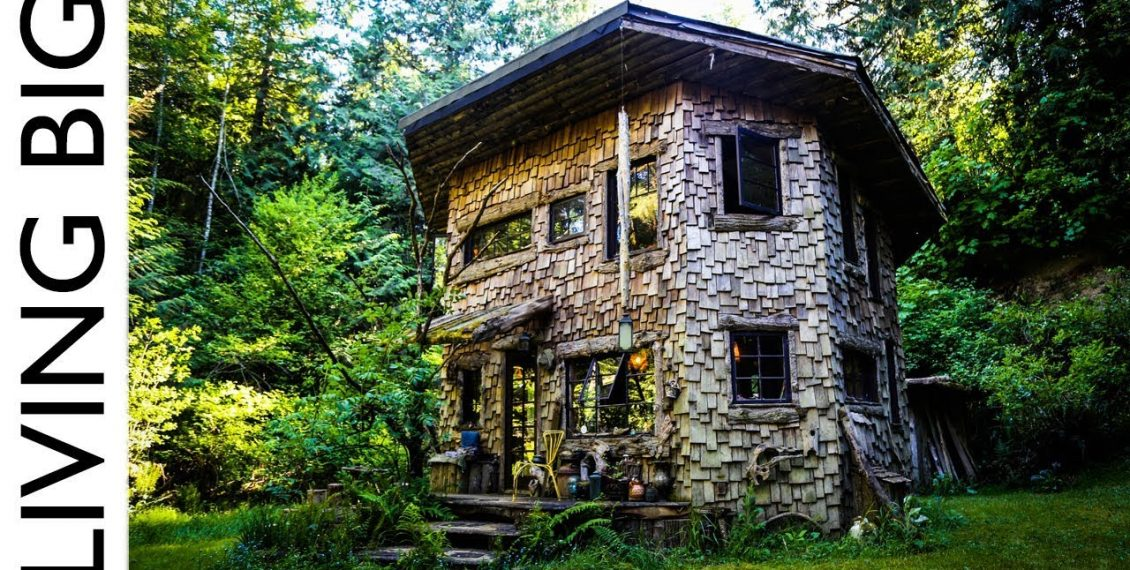 From Fame To Forest – Rockstar's Magical Woodland Cabin...