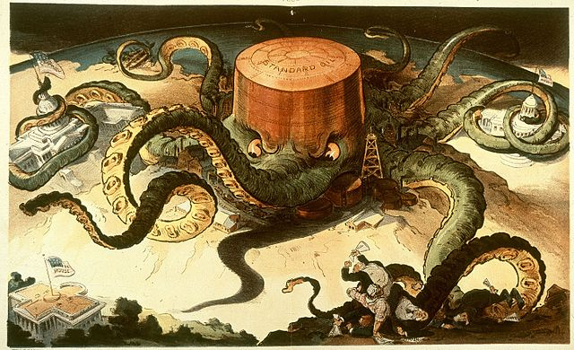 How & Why Big Oil Conquered The World...