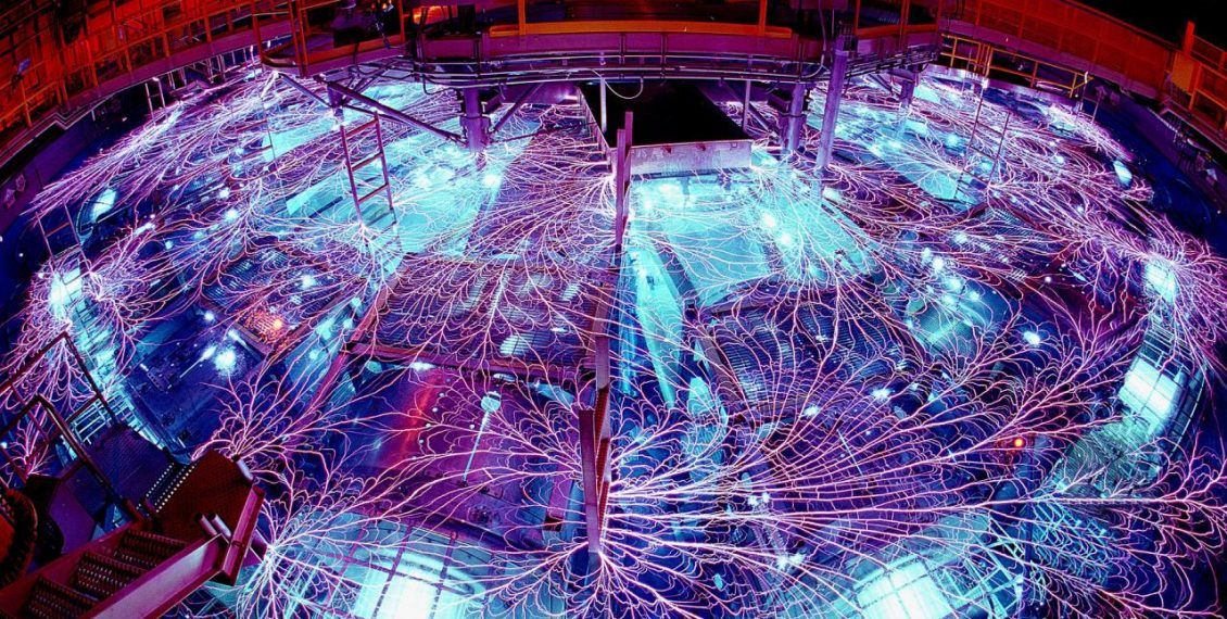 Nuclear Fusion Energy: The Race To Create A Star On Earth...