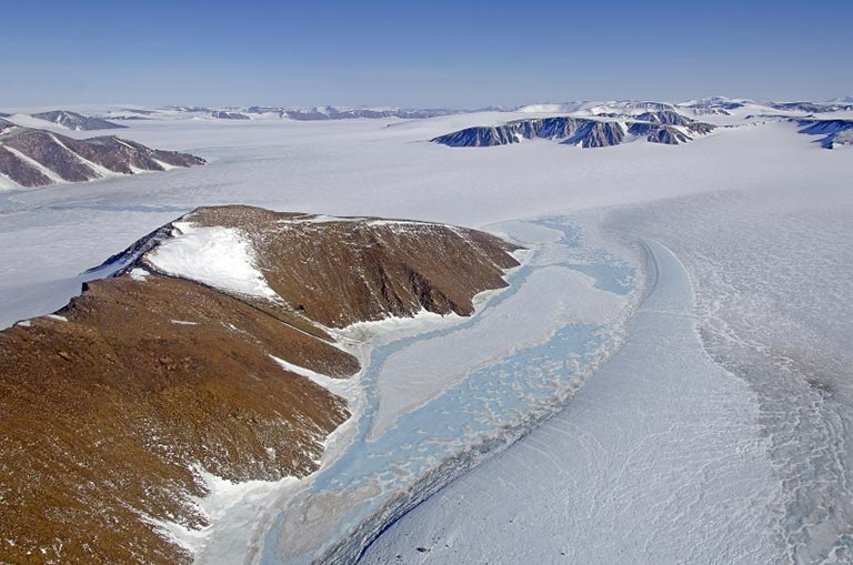 What's Hidden Under The Greenland Ice Sheet?