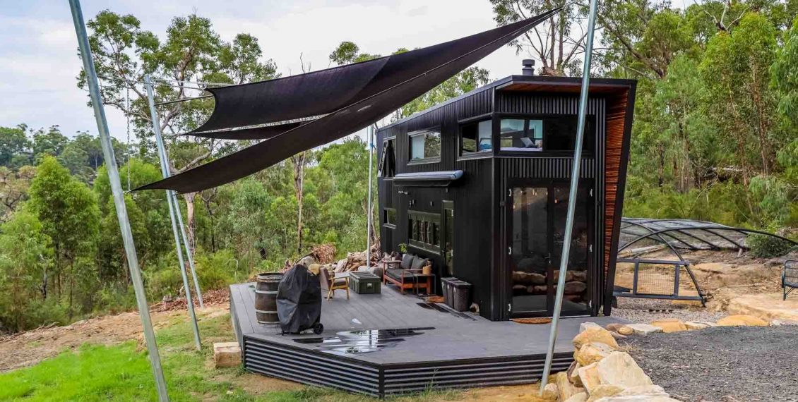 This Ultra Modern Tiny House Will Blow Your Mind...