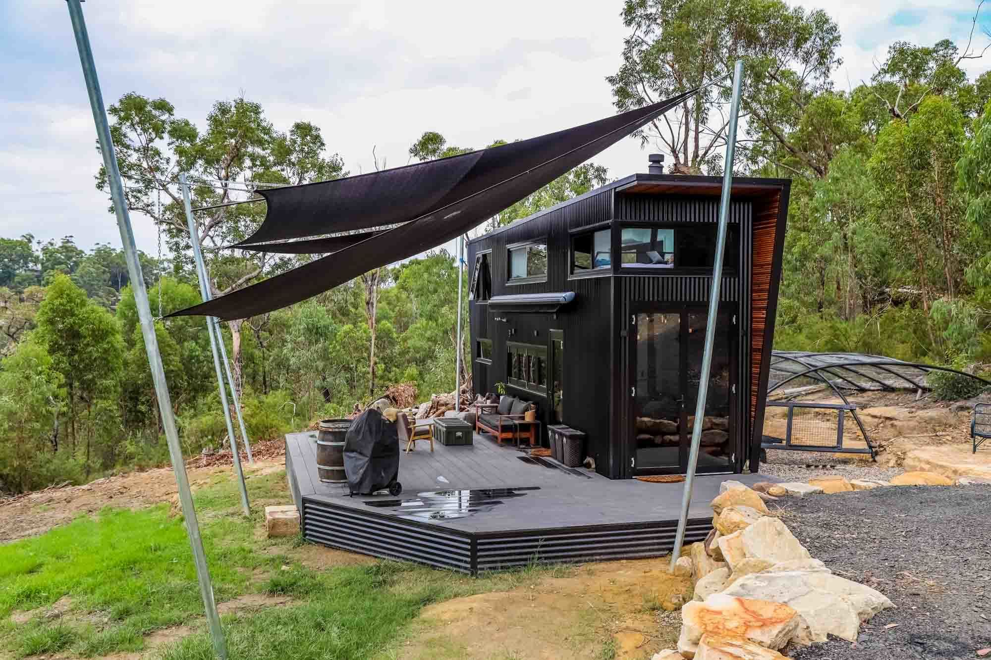 Tiny House Floor Plans Small Cabins Tiny Houses Small: This Ultra Modern Tiny House Will Blow Your Mind…